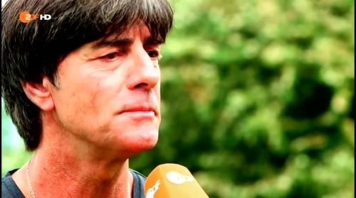 Joachim Löw - Deutschland v Slowakei pre-match show 3