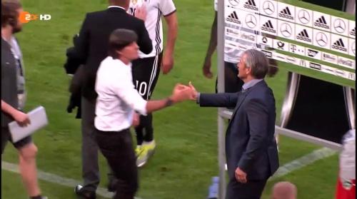 Joachim Löw – 2nd half – Deutschland v Ungarn 18