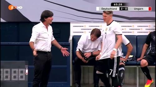 Joachim Löw – 2nd half – Deutschland v Ungarn 6