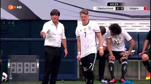 Joachim Löw – 2nd half – Deutschland v Ungarn 7