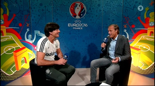 Joachim Löw – ARD interview 15-06-16 1