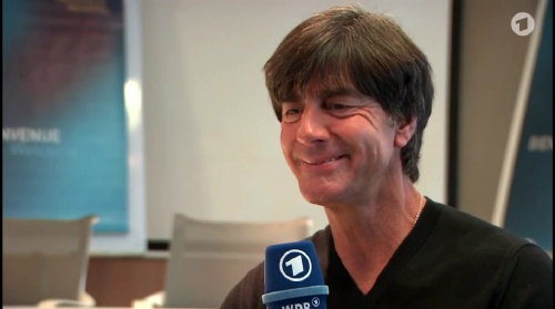 Joachim Löw – ARD Interview 20-06-16 2