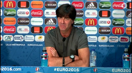 Joachim Löw – ARD video 13-06-16 2