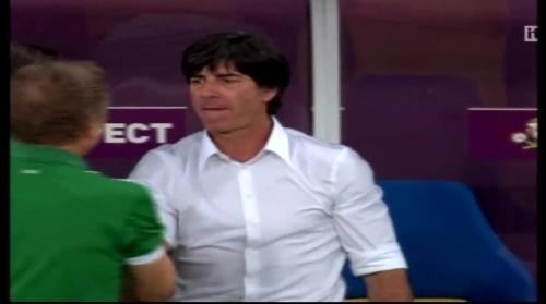 Joachim Löw – Denmark v Germany (2012) 12