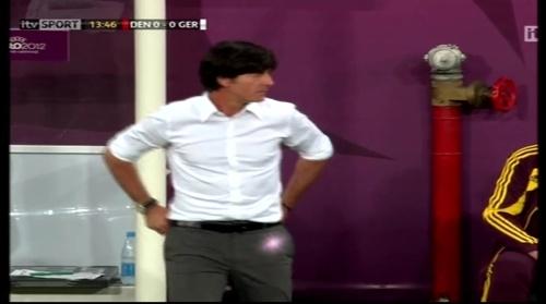Joachim Löw – Denmark v Germany (2012) 2