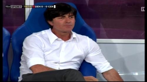 Joachim Löw – Denmark v Germany (2012) 5