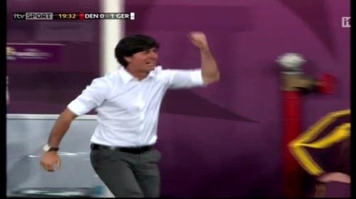 Joachim Löw – Denmark v Germany (2012) 6