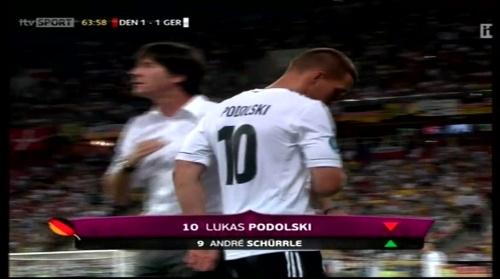 Joachim Löw – Denmark v Germany (2012) 7