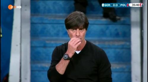 Joachim Löw – Deutschland v Polen 1st half (EM 2016) 13