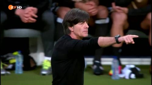 Joachim Löw – Deutschland v Polen 1st half (EM 2016) 15