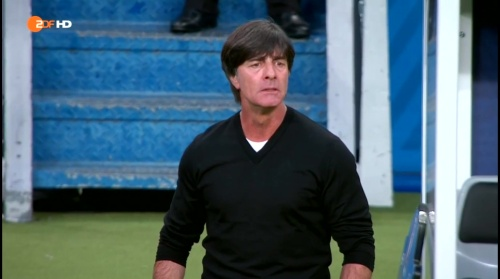 Joachim Löw – Deutschland v Polen 1st half (EM 2016) 16