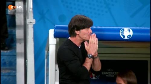 Joachim Löw – Deutschland v Polen 1st half (EM 2016) 21