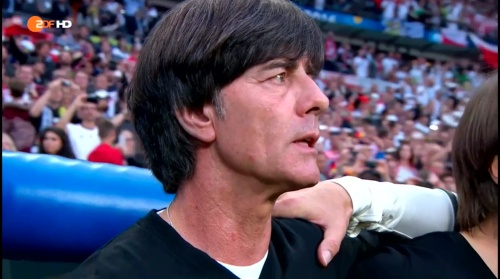 Joachim Löw – Deutschland v Polen 1st half (EM 2016) 5
