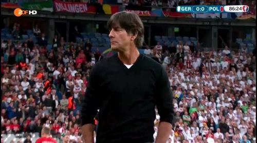 Joachim Löw – Deutschland v Polen 2nd half (EM 2016) 10