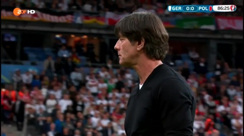 Joachim Löw – Deutschland v Polen 2nd half (EM 2016) 11