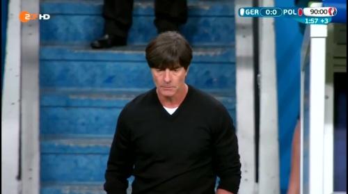 Joachim Löw – Deutschland v Polen 2nd half (EM 2016) 12