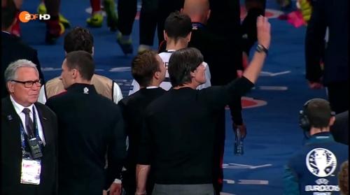Joachim Löw – Deutschland v Polen 2nd half (EM 2016) 14