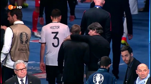 Joachim Löw – Deutschland v Polen 2nd half (EM 2016) 15
