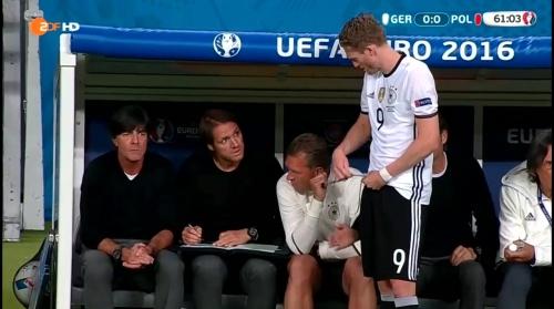 Joachim Löw – Deutschland v Polen 2nd half (EM 2016) 3