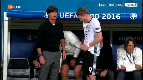 Joachim Löw – Deutschland v Polen 2nd half (EM 2016) 4