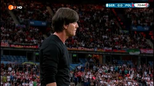 Joachim Löw – Deutschland v Polen 2nd half (EM 2016) 6