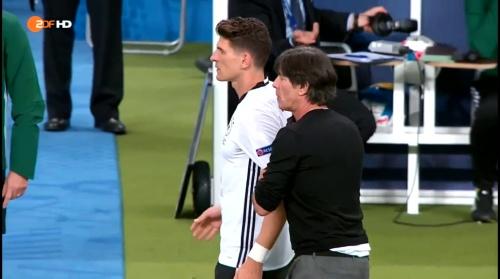 Joachim Löw – Deutschland v Polen 2nd half (EM 2016) 8