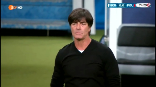 Joachim Löw – Deutschland v Polen 2nd half (EM 2016) 9
