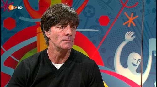 Joachim Löw – Deutschland v Polen post-match show (EM 2016) 1