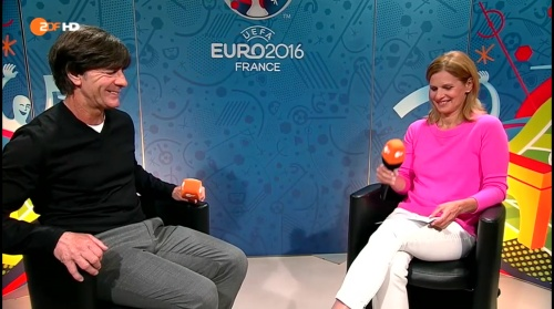 Joachim Löw – Deutschland v Polen post-match show (EM 2016) 11