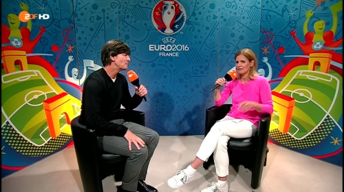 Joachim Löw – Deutschland v Polen post-match show (EM 2016) 2