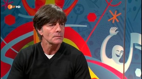 Joachim Löw – Deutschland v Polen post-match show (EM 2016) 5