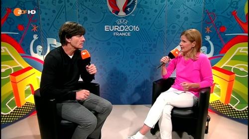 Joachim Löw – Deutschland v Polen post-match show (EM 2016) 6