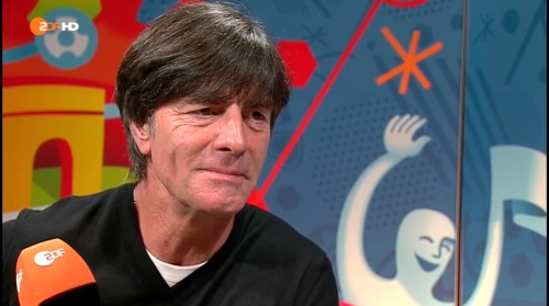 Joachim Löw – Deutschland v Polen post-match show (EM 2016) 7