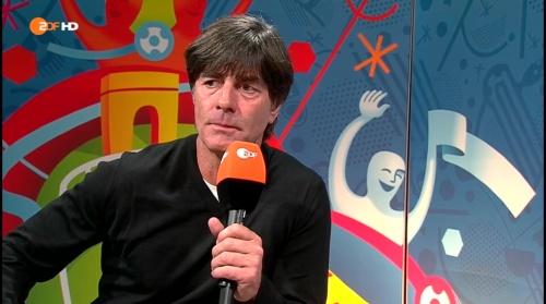 Joachim Löw – Deutschland v Polen post-match show (EM 2016) 8