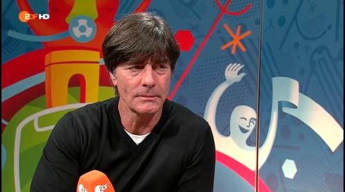 Joachim Löw – Deutschland v Polen post-match show (EM 2016) 9