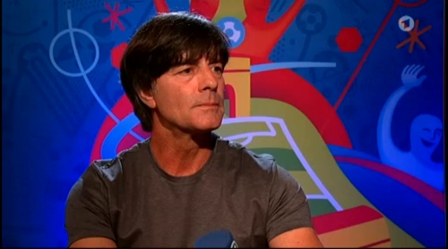 Joachim Löw – Deutschland v Ukraine (EM 2016) post-match interview 10