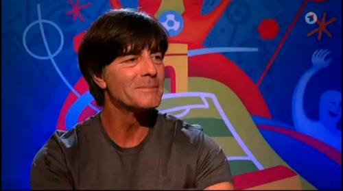 Joachim Löw – Deutschland v Ukraine (EM 2016) post-match interview 12