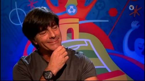 Joachim Löw – Deutschland v Ukraine (EM 2016) post-match interview 13