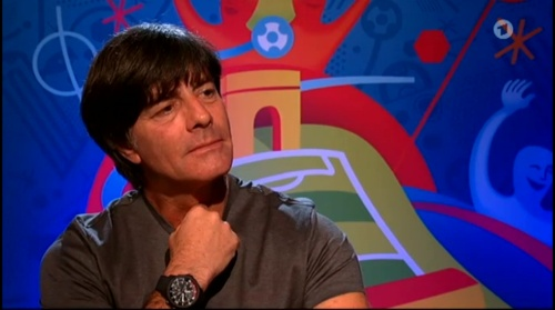 Joachim Löw – Deutschland v Ukraine (EM 2016) post-match interview 14