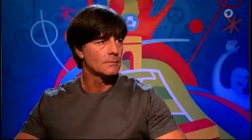 Joachim Löw – Deutschland v Ukraine (EM 2016) post-match interview 2