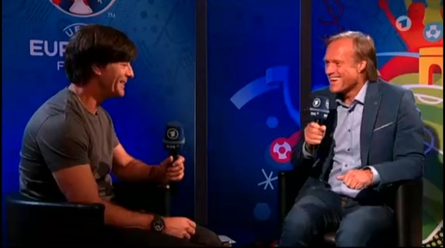 Joachim Löw – Deutschland v Ukraine (EM 2016) post-match interview 6