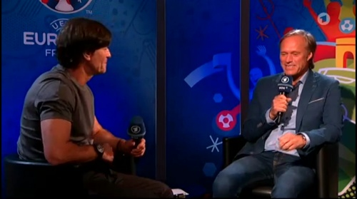 Joachim Löw – Deutschland v Ukraine (EM 2016) post-match interview 7
