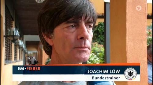 Joachim Löw – EM Fieber 03-06-16 1