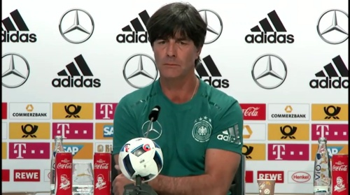 Joachim Löw – Evian PK 10