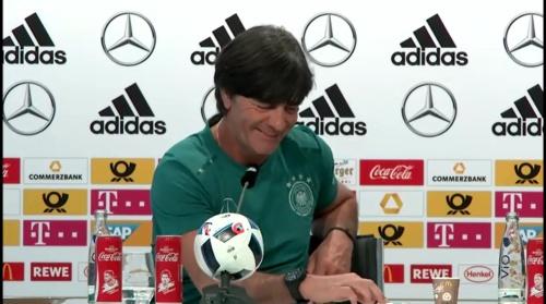 Joachim Löw – Evian PK 22