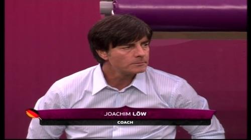 Joachim Löw – Germany v Greece 1