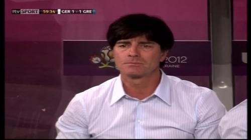 Joachim Löw – Germany v Greece 10