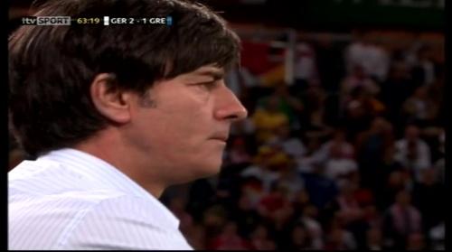 Joachim Löw – Germany v Greece 11