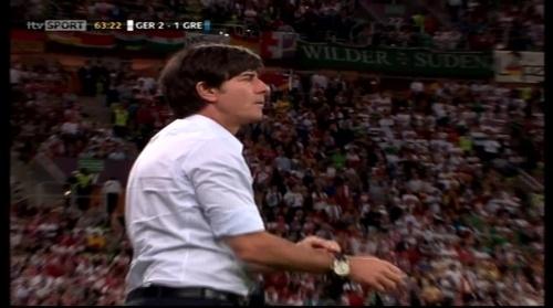 Joachim Löw – Germany v Greece 12
