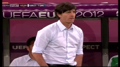 Joachim Löw – Germany v Greece 13